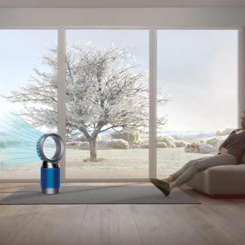 Why the Dyson Pure Cool is a must-have at your festive gatherings