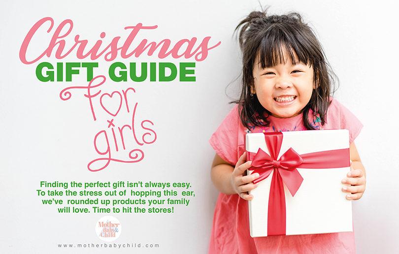 Christmas gift guide for girls