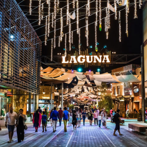 Festive fun at La Mer to keep the kids entertained this holiday