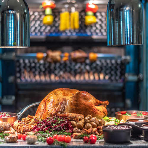 Dubai turkey takeaway options to try this Christmas