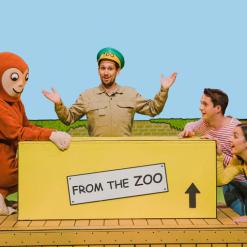 The kids will love this zoo-themed show coming to Dubai in March