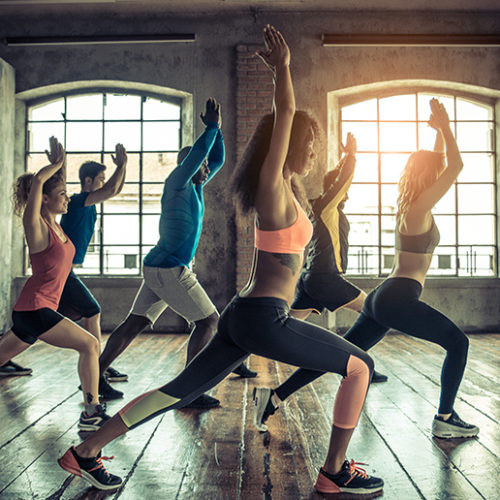 Dubai fitness classes to keep you on track this January