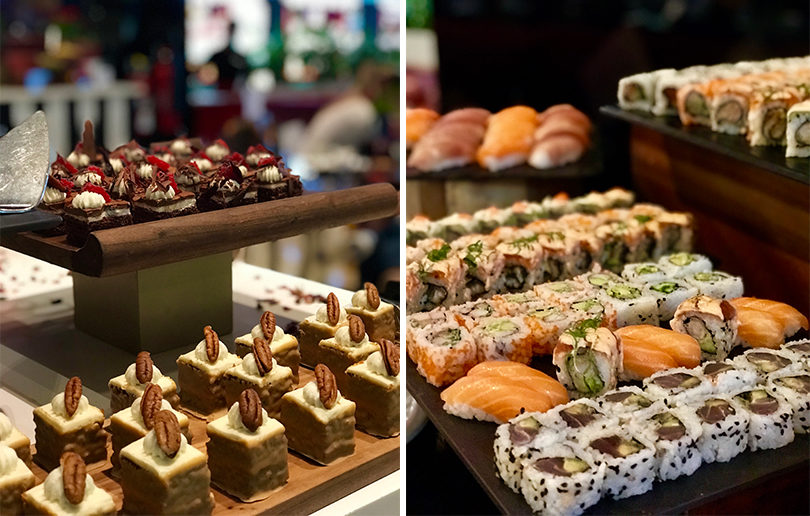 Brunch your way around the world this Friday