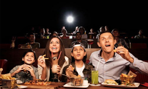 Reel Cinemas launches all-day dining menu