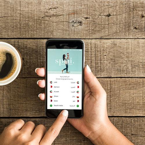 Dubai-based Sprii.com launches mobile app