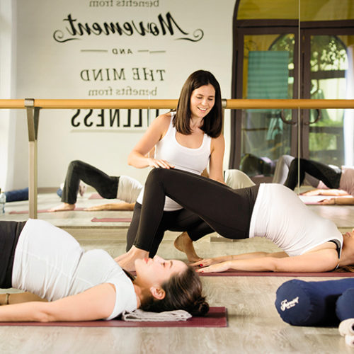 Three new Dubai fitness classes to try
