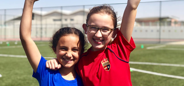 A lesson in healthy competition at Kings' School Nad Al Sheba