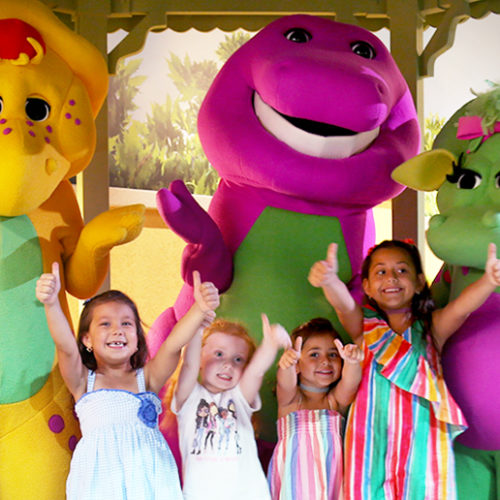 Mattel Play! Town to host picnic with Barney & Friends this Friday