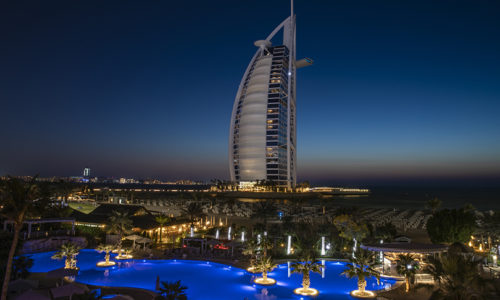 This Dubai hotel is hosting a FREE outdoor cinema night this week