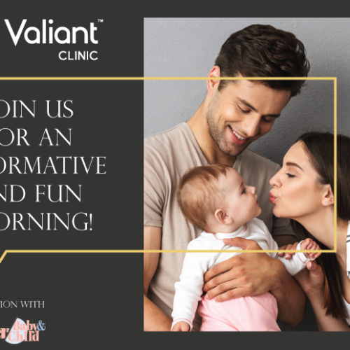 Join us for High tea and family healthcare tips with Valiant Clinic!