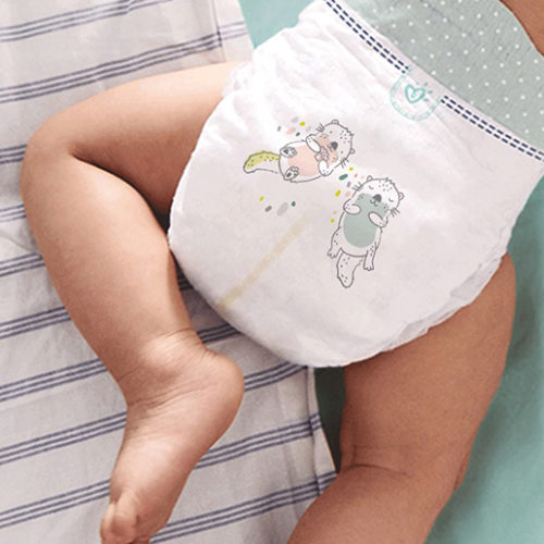 5 reasons you will love Pampers Pure protection diapers