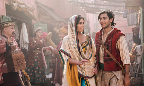 Charity screening of Aladdin to take place this week at Yas Mall