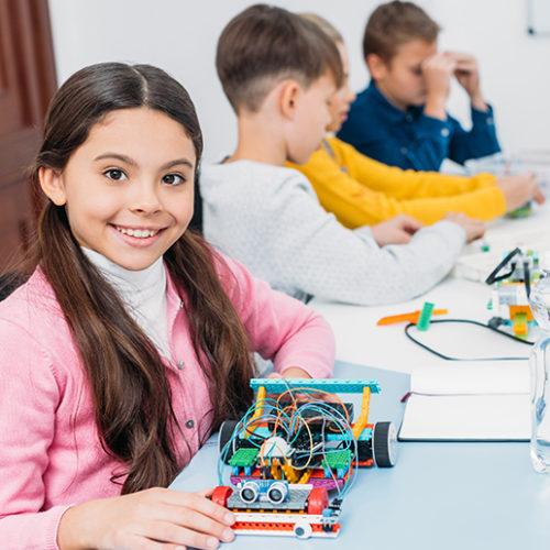 Mastercard's STEM platform to reach 1 million female students