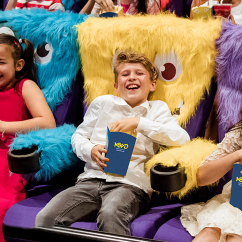 Dubai cinema launches unique movie experience for kids