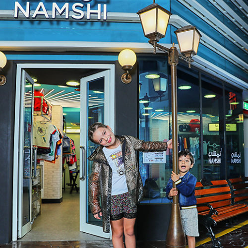 Namshi launches first ever kids fashion show at KidZania, Dubai Mall