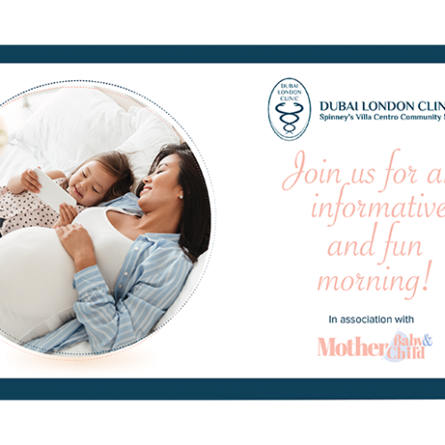 Join us on 24th September for a Mummy Wellness Morning!