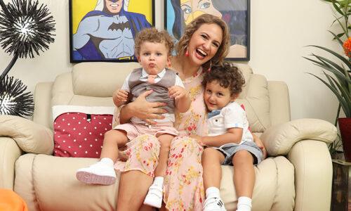 Life on set: Dina Butti on all things media and motherhood