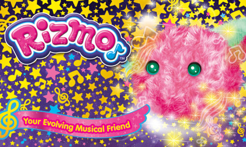 Rizmo: The interactive musical toy that your child is going to LOVE