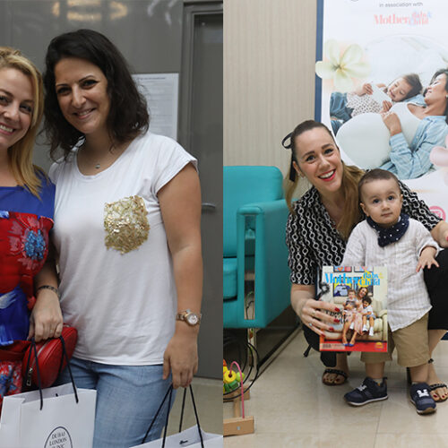 Dubai London Clinic hosts interactive mums morning at Villa Centro