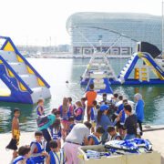 Family watersport funday to take place at Yas Marina this month