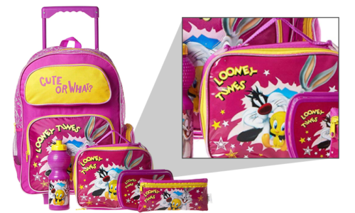Win a Looney Tunes back-to-school kit from Boomerang, worth AED 500!