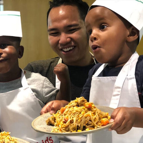 Wagamama launches kids' cooking classes at three UAE branches