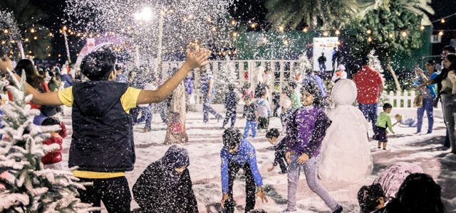 Yas Winter Carnival returns to Abu Dhabi for six days this December