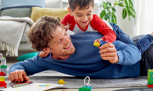 Win LEGO DUPLO toys, worth AED 500!