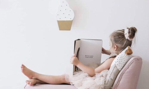 Customising your little one's bedroom has never been easier