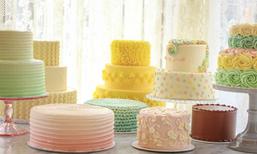 Win a customised cake from Magnolia Bakery, worth AED 500!