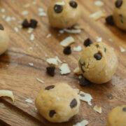 Recipe: Peanut Butter Cookie Doughballs