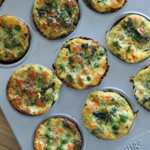 Recipe: Veggie Muffins