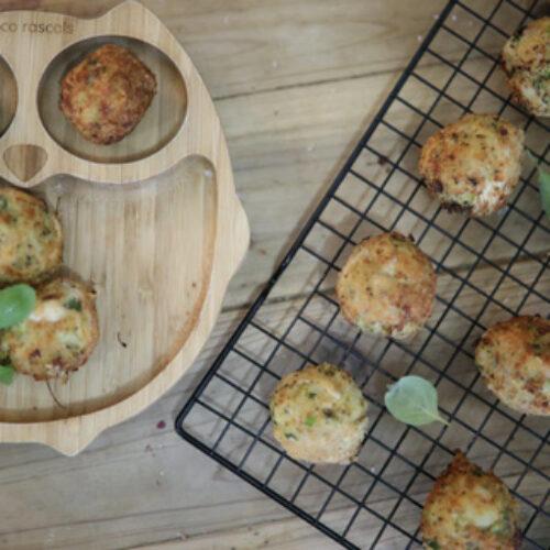 Recipe: Chicken Croquettes