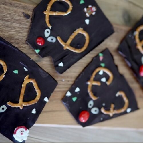Recipe: Christmas Chocolate Bark