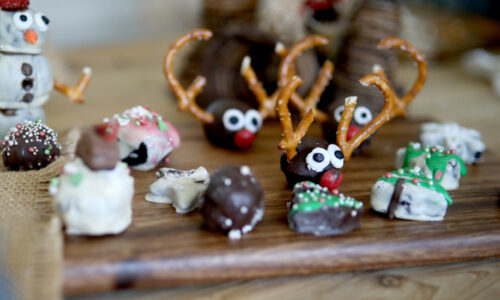 Recipe: Christmas Oreo Treats