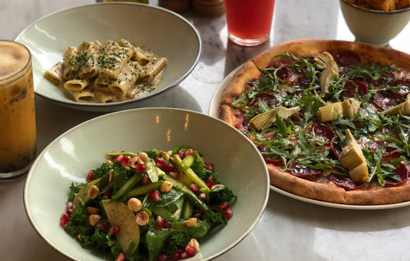 IZU Bakery & Brasserie: Family-friendly dining in Dubai with a rustic edge