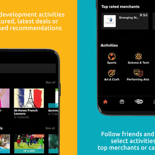 Discover educational experiences for UAE kids using this mobile app
