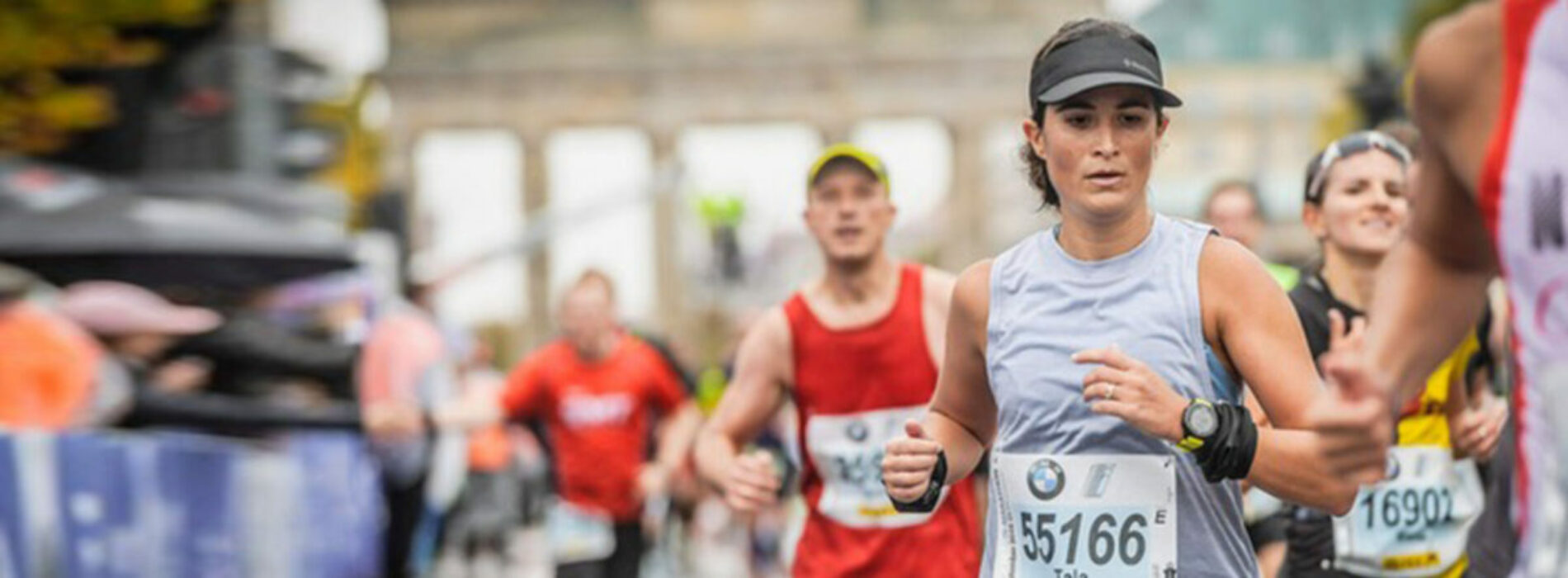Postpartum running in Dubai: How to get back onto the track