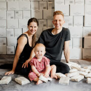 The Danish family start-up bringing eco-friendly baby products to the UAE