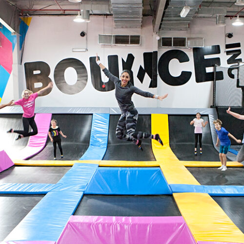 Why BOUNCE is the perfect UAE destination for a family day out