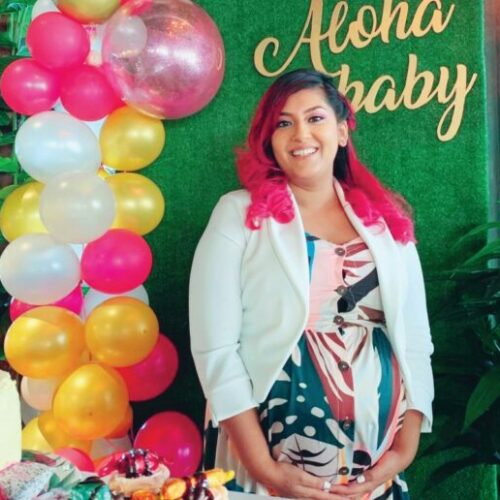 What to expect when you're expecting: Asiya Nasir