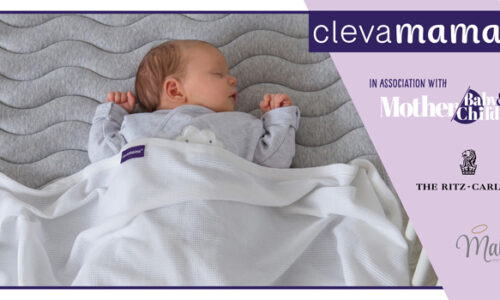 Discover how to improve your baby's sleep with Clevamama on 10 March!