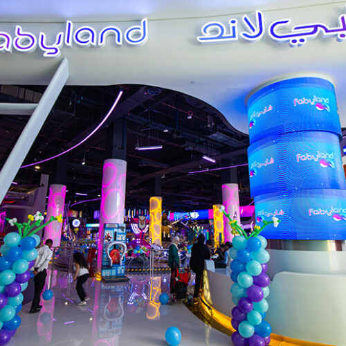 Enjoy an action-packed, family day out at Fabyland, Nakheel Mall
