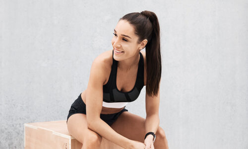 Bouncing back: Fitness guru Kayla Itsines on her postpartum journey