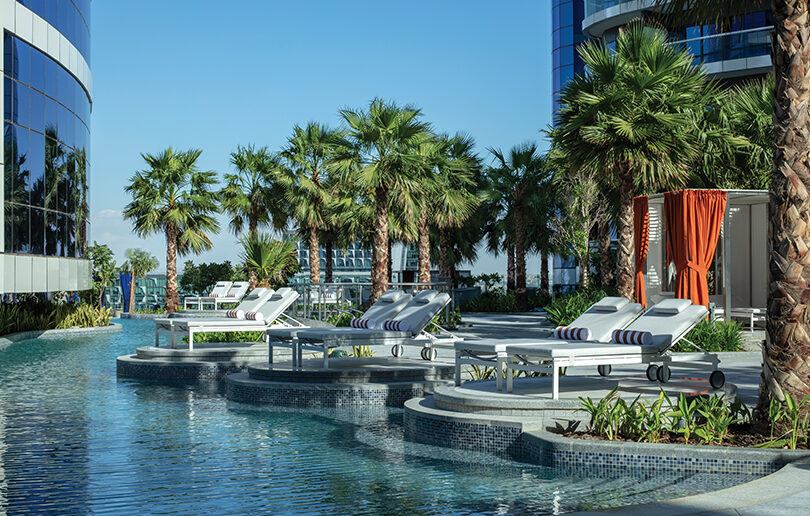 Staycation review: Paramount Hotel, Dubai