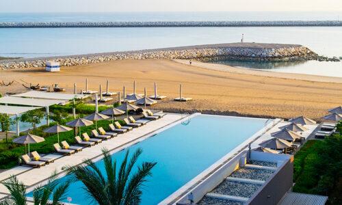 Family-friendly hotel review: Kempinski Hotel Muscat, Oman