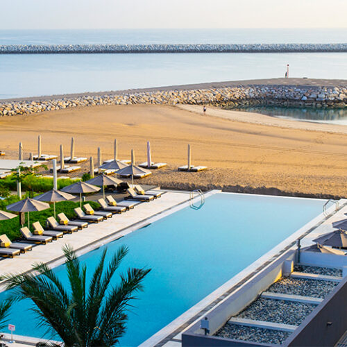 Family-friendly hotel review: Kempinski Hotel Muscat, Oman