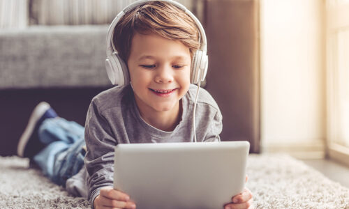 Get free access to children's audiobooks with Audible