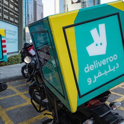 You can now get your household goods delivered with Deliveroo