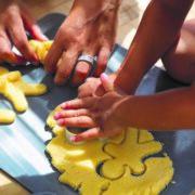 Recipe: Bunny biscuits